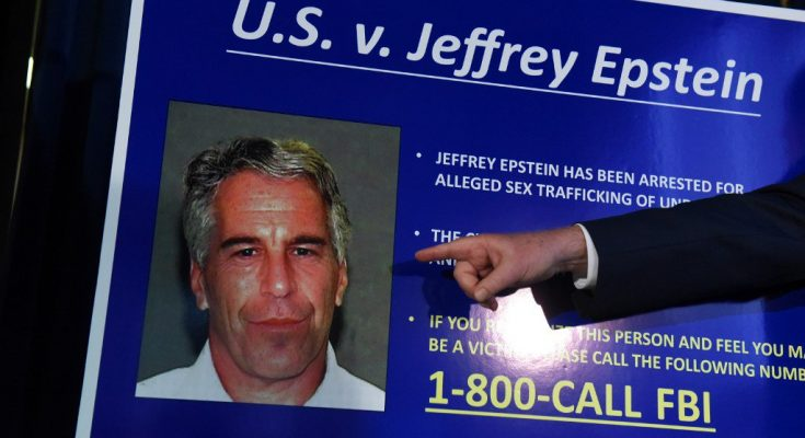 Disgraced US financier Epstein committed suicide in prison